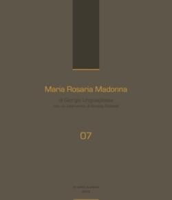 Maria Rosaria Madonna – di GiorgioLinguaglossa